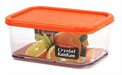 Pote Organizador de Geladeira Crystal Kankan - 460ML