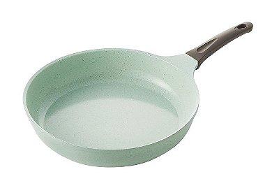 Frigideira Jade Ceramic - 26cm - 2,4L - Roichen - Verde Claro - s/tampa
