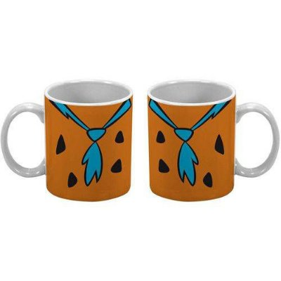Caneca Flintstones - Porcelana - 300 ml