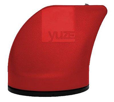 Afiador de Faca Yuze - Vermelho
