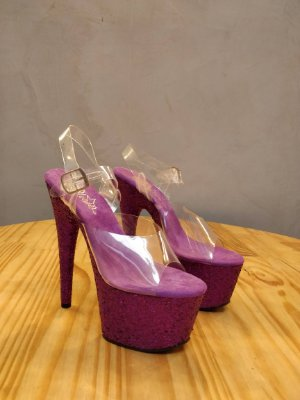 Sandália | PLEASER | Glitter - 17cm