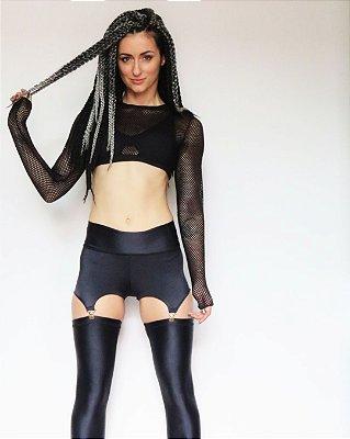 Calça legging com liga | SORTE