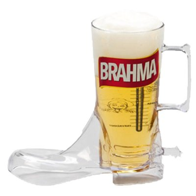 Caneca Bota Country - 450 ML - Personalizada