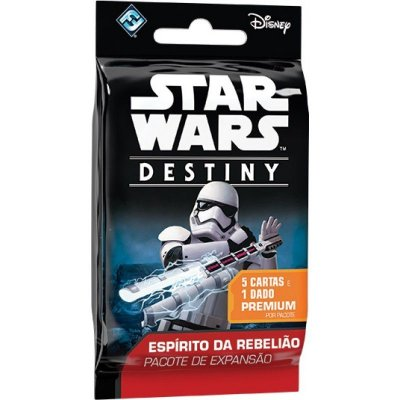 Star Wars Destiny: Espírito da Rebelião - 1 booster