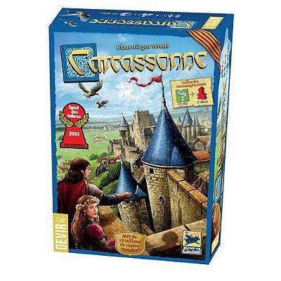 Carcassonne: Segunda Edição