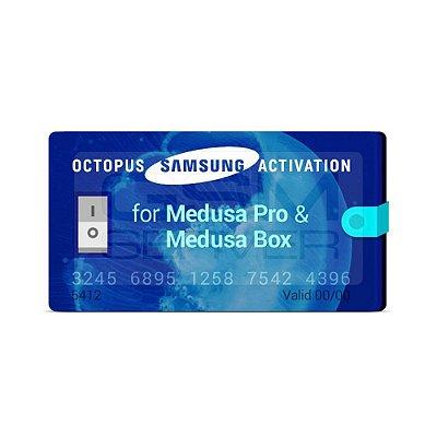 Ativação Samsung Para Octopus / Octoplus / Medusa Pro