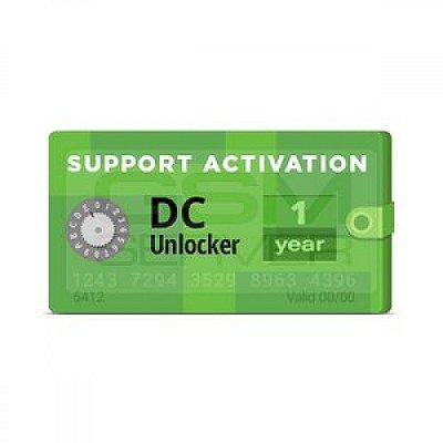 Ativação DC-Unlocker (1 ano de suporte)