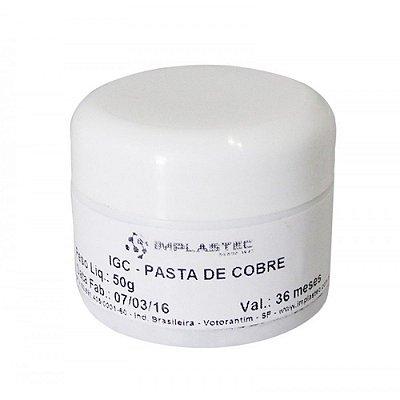 Pasta De Cobre Implastec IGC 220 / 50GR