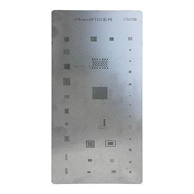 Stencil Para Reballing E Bga Iphone 6G Plus P3030