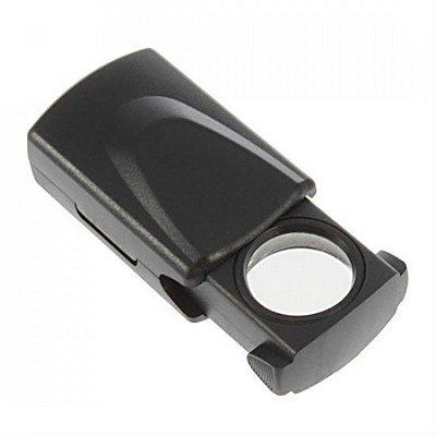 Lupa Portatil Com Luz 30X Mg21008