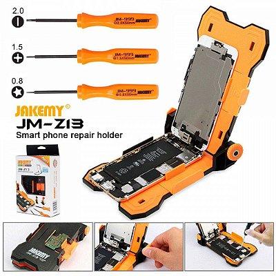 Suporte De Reparação Para Iphone Jakemy Jm-z13