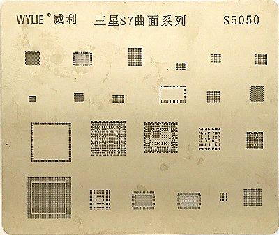 Kit De Stencil Para Samsung 12 Peças
