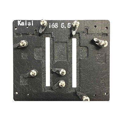 Suporte de placa para soldagem kaisi iphone 6s plus 5.5