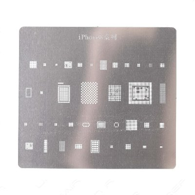 Stencil Para Reballing E Bga Iphone 8