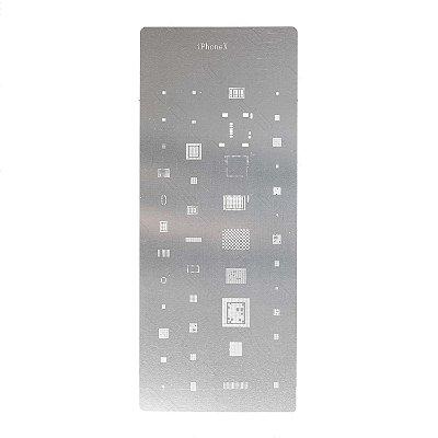 Stencil Para Reballing E Bga Iphone X