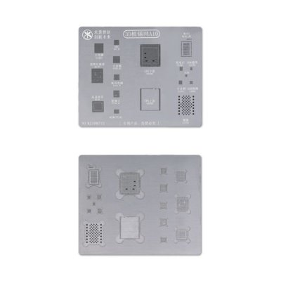 Stencil Bga 3D Iphone A10 Compativel com iPhone 7 e 7Plus