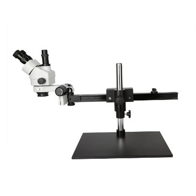 Microscópio Trinocular Kaisi Ks 37045A Stl3