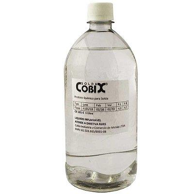 Fluxo de Solda Liquido Cobix CX101 1Litro