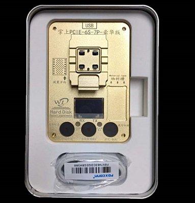 Maquina De Reparar Nand WL PCIE iPhone 5se 6s 6sp 7 7plus Pro HDD