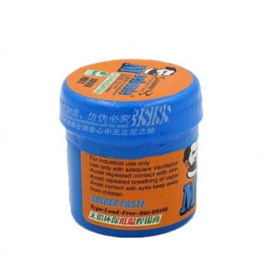 Pasta de Solda Mechanic B80-BS458 Lead Free 60g