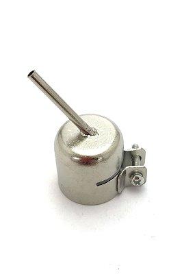 Bico Curvo Regulavel para estação de Retrabalho 3mm 3cm