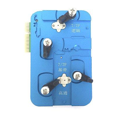 Adaptador JC PRO1000S Leitor Gravador Baseband Iphone 7 7 plus Qualcomm