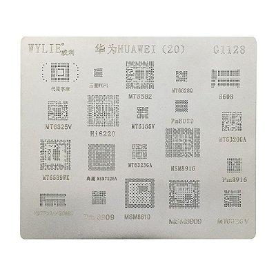 Stencil Huawei MSM8909 MT6328V