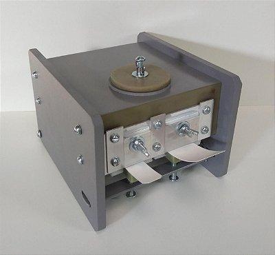 Conjunto do reservatório do aplicador para 2 fitas de borda