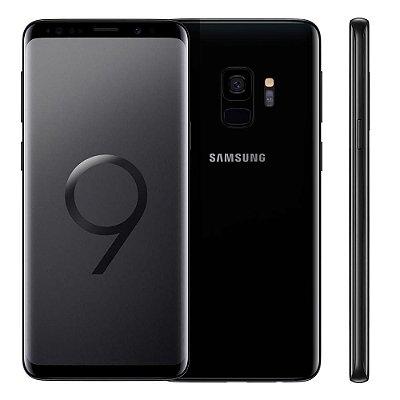Smartphone Samsung Galaxy S9 Dual Chip, Entrada de R$250,00 + 10x de R$165,00