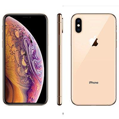 Smartphone Apple iPhone XS 64GB Entrada de R$400,00 + 12x de R$350,00 Total R$4.600,00