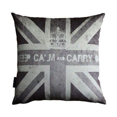Almofada Keep Calm Uk Pb 45