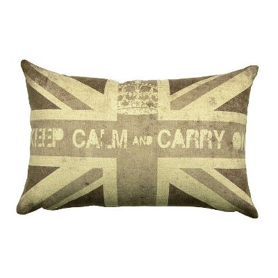 Almofada 30 Keep Calm Uk Pb