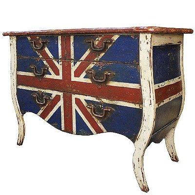 Cômoda Union Jack
