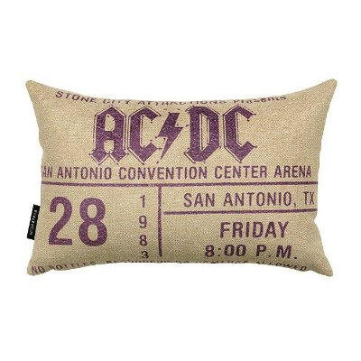 Almofada 30 Ac/Dc Purple