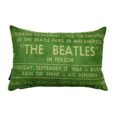 Almofada 30 Beatles Green