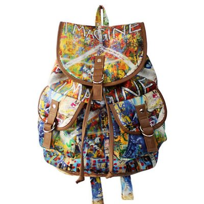 Mochila School Rock Imagine