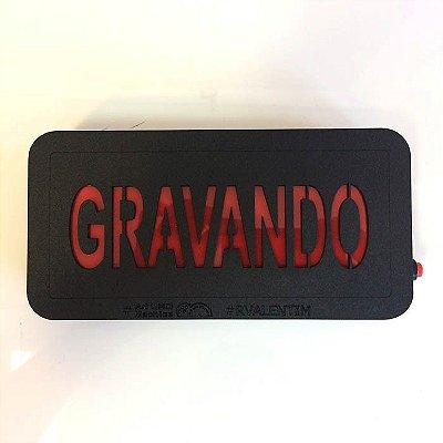 LUMINOSO GRAVANDO