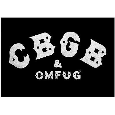 Jogo Americano CBGB - 02 Peças