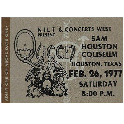 Jogo Americano Queen Tickets