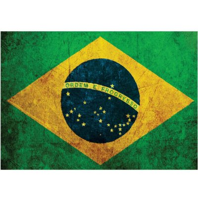 Jogo Americano Brasil - 02 Peças
