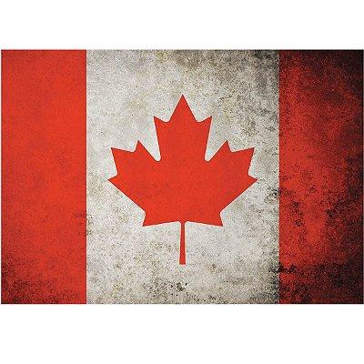Jogo Americano Canadá - 02 Peças