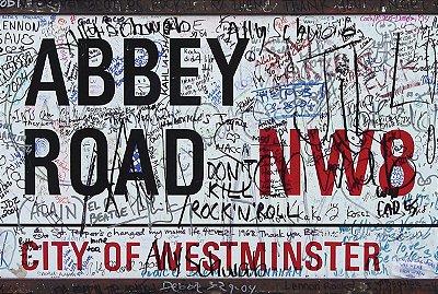 Jogo Americano Abbey Road- 02 peças