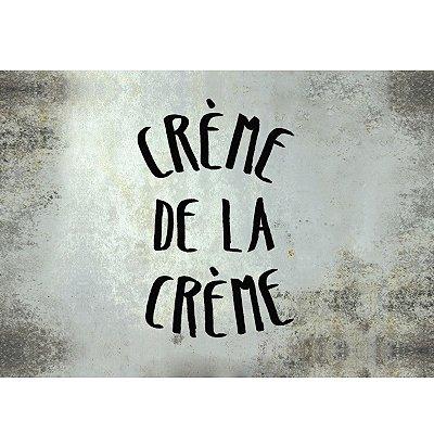 Capacho Crème