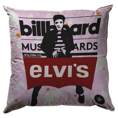 Almofada 45 Elvis