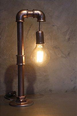 Luminária Pendente c/ lamp.