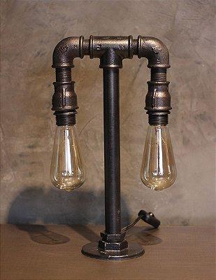 Luminária Balança c/ lamp.