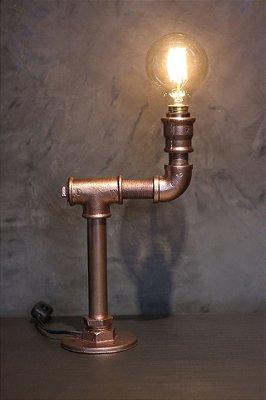 Luminária Tocha c/ lamp.