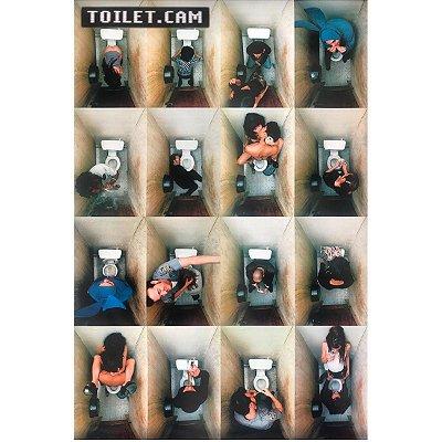 Poster Toilet