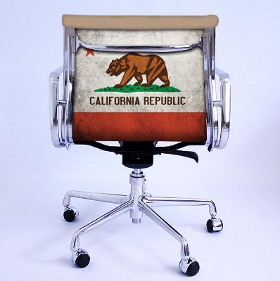 Cadeira Eames Office Califórnia