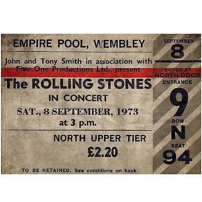 Capacho Rolling Stones